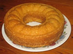 Färdig kaka